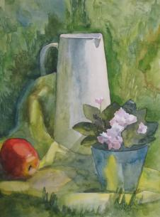 Picturi in acuarela